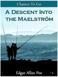 A Descent Into The Maelström.