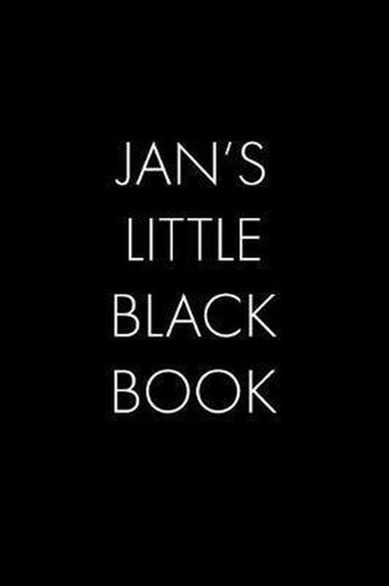 Jan's Little Black Book