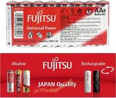 Fujitsu Universal Power Alkaline LR6 AA