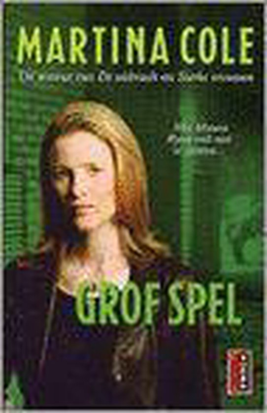 Grof Spel - Martina Cole pdf epub