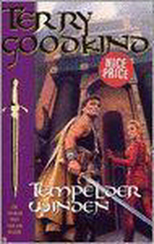 De Wetten van de Magie - vierde wet: Tempel der Winden - Terry Goodkind |
