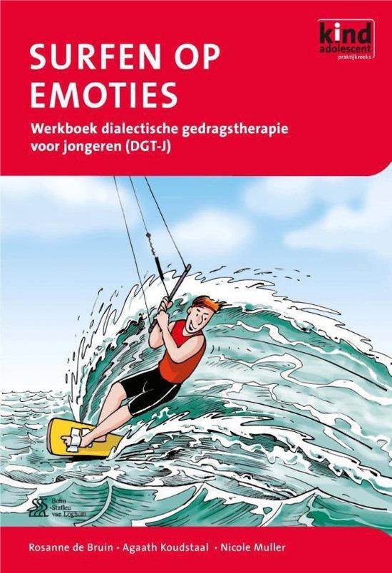 Surfen op emoties - N F Muller pdf epub