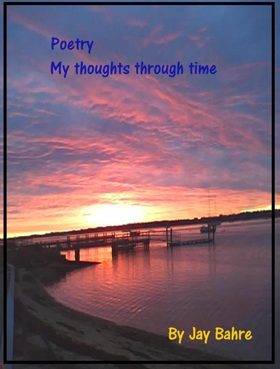 Omslag van Poetry My Thoughts In Time