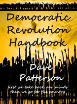 Boek cover Democratic Revolution Handbook van Dave Patterson