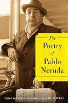 Boek cover Poetry of Pablo Neruda van Pablo Neruda
