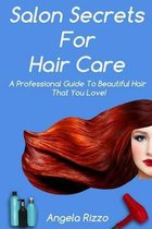 Salon Secrets for Hair Care