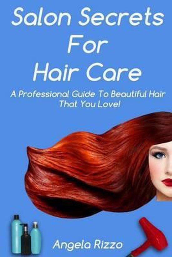 Salon Secrets for Hair Care
