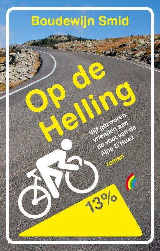 Boek cover Op de helling van Boudewijn Smid (Onbekend)