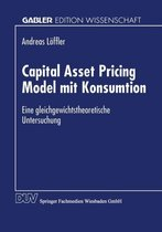 Capital Asset Pricing Model Mit Konsumtion