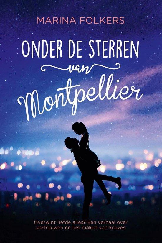Boek cover Onder de sterren van Montpellier van Marina Folkers (Onbekend)