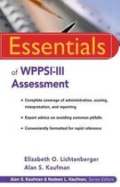 Essentials of WPPSI-III Assessment