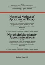 Numerical Methods of Approximation Theory