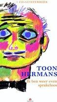 Boek cover Ik ben weer even sprakeloos van Toon Hermans (Onbekend)