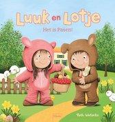 Boek cover Luuk en Lotje  -   Het is Pasen! van Ruth Wielockx