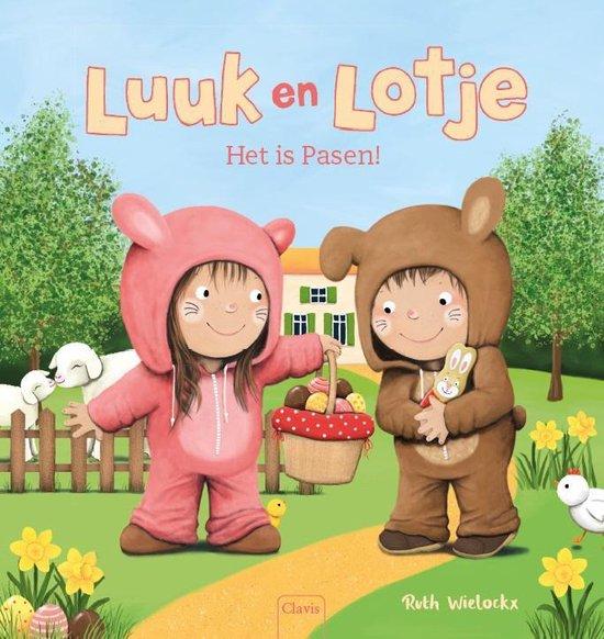 Luuk en Lotje - Het is Pasen! - Ruth Wielockx | Readingchampions.org.uk
