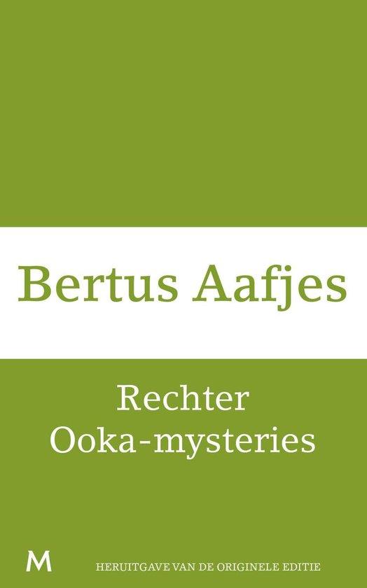Rechter Ooka-mysteries - Bertus Aafjes  