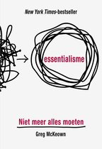 Boek cover Essentialisme van Greg McKeown (Paperback)