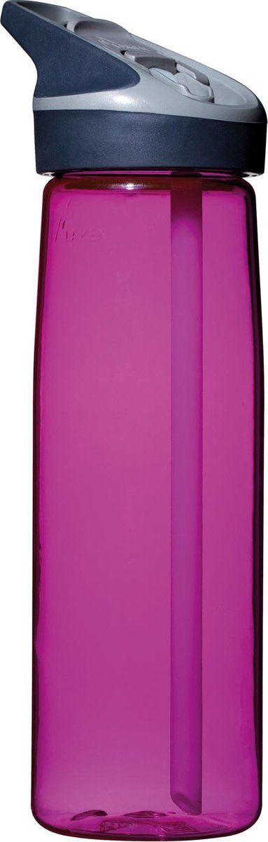 Drinkfles Laken - roze - Laken