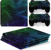 Brainwaves - PS4 Pro Console Skins PlayStation Stickers