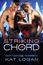 Striking a Chord: MMF Menage Romance