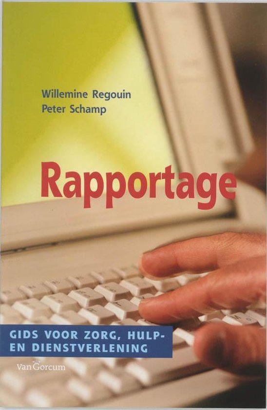 Rapportage - W. Regouin |