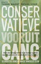 Boek cover Conservatieve vooruitgang van Thierry Baudet