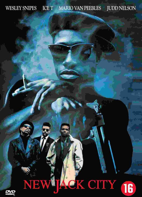 Cover van de film 'New Jack City'