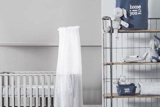 Jollein - Babyklamboe Basis - Wit