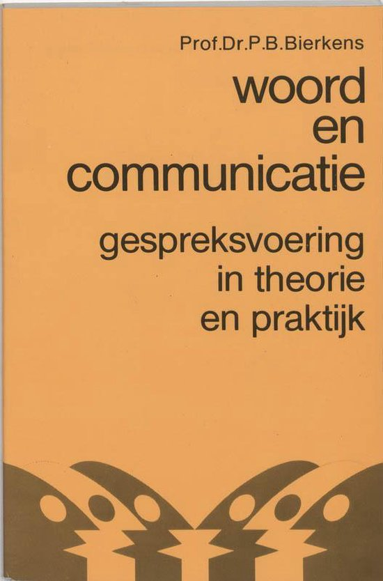 Woord en communicatie - P.B. Bierkens pdf epub