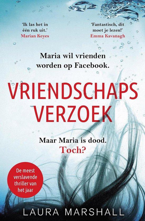 Vriendschapsverzoek - Laura Marshall |