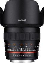 Samyang 50mm F1.4 As Umc - Prime lens- geschikt voor Nikon Spiegelreflex