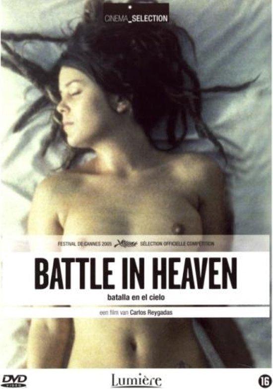 Cover van de film 'Battle In Heaven'