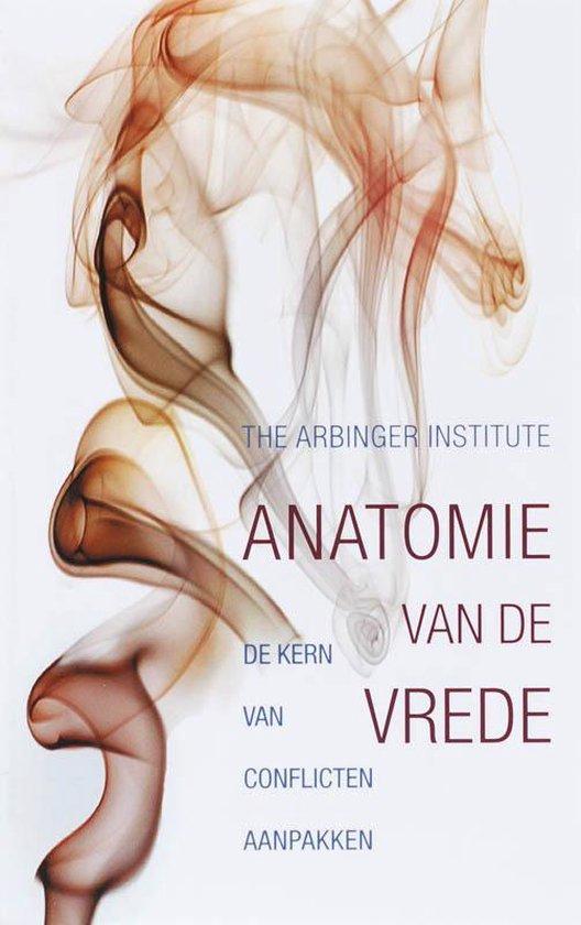 Anatomie van vrede - The Arbinger Institute |
