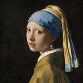 Ambiente Servetten Het meisje met de parel van Johannes Vermeer