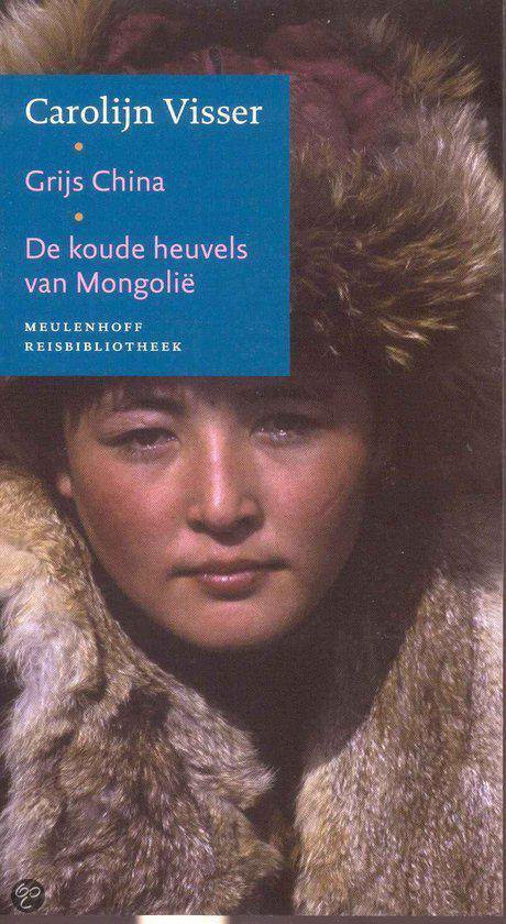 Grijs China - Carolijn Visser |