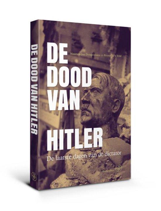 De dood van Hitler - Maarten-Jan Dongelmans |