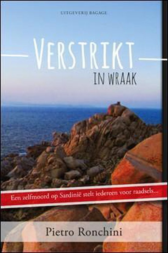 Verstrikt in wraak - Pietro Ronchini |