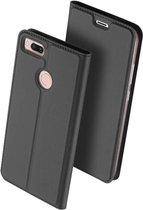 DUX DUCIS Xiaomi Mi A1 hoesje - TPU Wallet Case - grijs