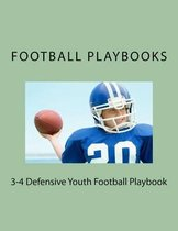3-4 Defensive Youth Football Playbook