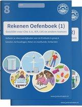 Delen 1 en 2 1 en 2 - Rekenen Oefenboeken Compleet
