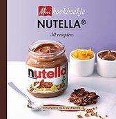MINIkookboekje Nutella