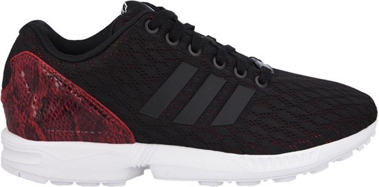 adidas zx flux dames rood
