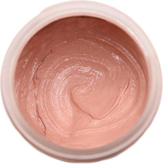 Roze kleimasker (100ML) | Clay And Glow