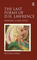 Boek cover The Last Poems of D.H. Lawrence van Bethan Jones