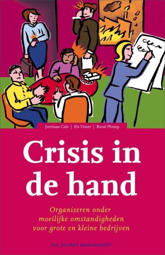 Crisis in de hand - Els Visser |