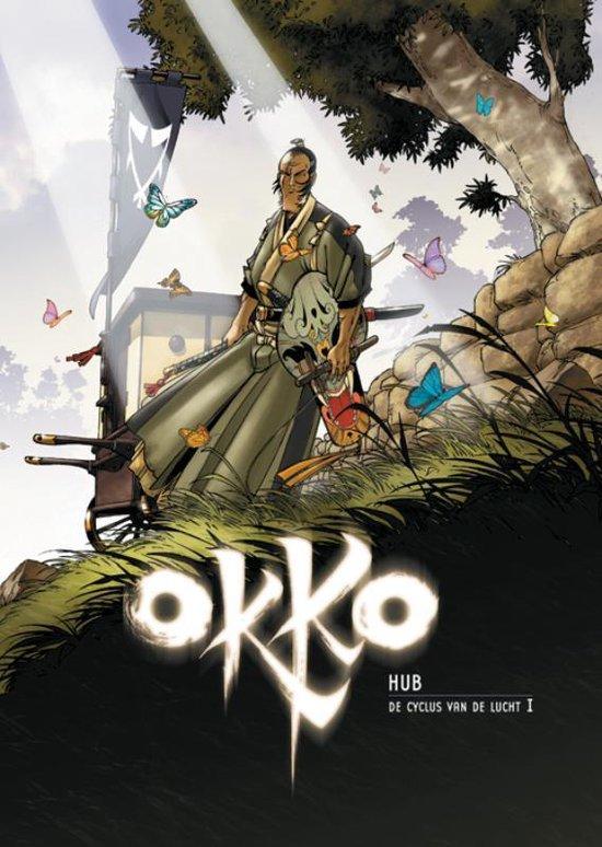 Okko hc05. de cyclus van de lucht 01 - Hub |