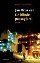 Boek cover De blinde passagiers van Jan Brokken