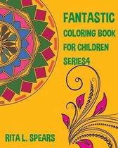 Fantastic Coloring Book for Children Series4