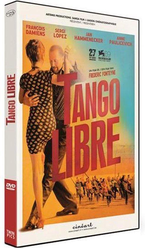 Cover van de film 'Tango Libre'