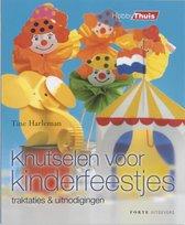 Knutselen voor kinderfeestjes